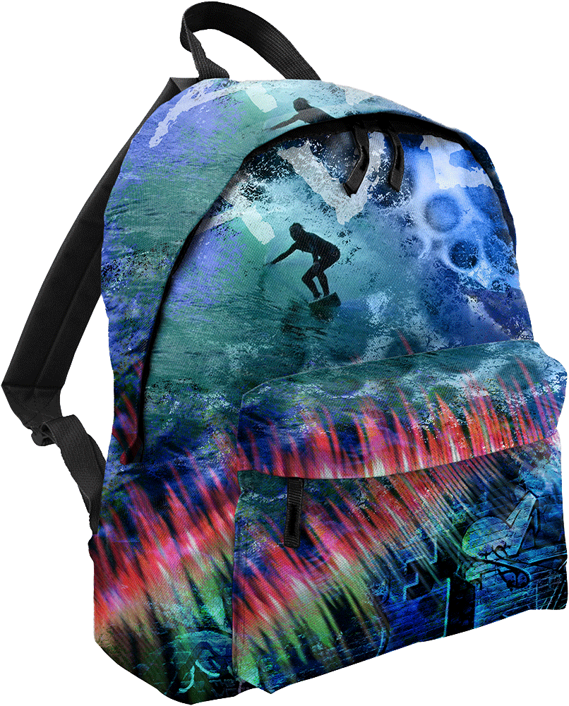 Waves Daysack